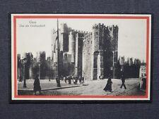 Ansichtskarte Gent - Das alte Grafenschloß, um 1915