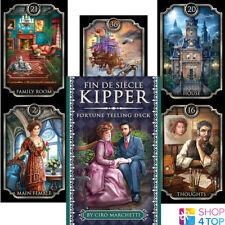 FIN DE SIÈCLE KIPPER ORACLE CARDS DECK CIRO MARCHETTI ESOTERIC TELLING NEW