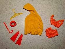 Barbie:  VINTAGE Complete SCUBA DOS Outfit w/ Variation Twiggy Fabric!