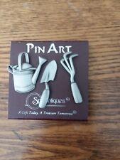 Set Women's Pins Spoontiques Pin Art Garden