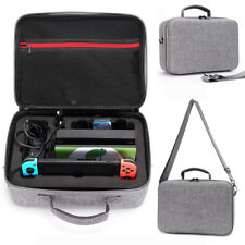 Hard Shell Suitcase Travel Case Carring Shoulder Hand Bag For Nintendo Switch