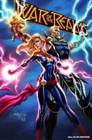 WAR OF THE REALMS #1 J SCOTT CAMPBELL VARIANT CAPTAIN THOR AVENGERS MARVEL COMIC