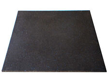 10pcs Rubber Floor Gym Mat for Commercial With Blue Fleck Heavy Duty