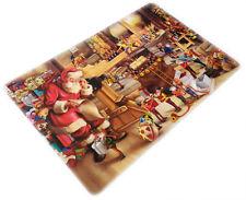 2x Weihnachten Platzdeckchen Platzsets Untersetzter Platzdecke Tischsets