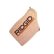 Ridgid Genuine Oem Replacement Dust Bag # 089028007140