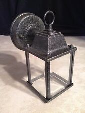 Acclaim 5001ST One Light Wall Lantern,old iron crackled black finish, new in box