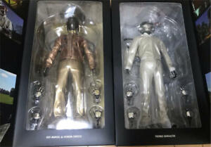 2 Body Set MEDICOM TOY RAH DAFT PUNK DISCOVERY Ver.2.0 Real Action Heroes Figure