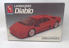 Vintage 1990 AMT Ertl Lamborghini Diablo Model/Kit #6933/free Shipping/open Box