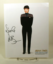 Nicole De Boer Star Trek signed 8 x 10 Photo  w/coa