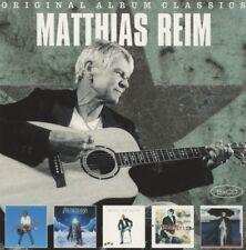 MATTHIAS REIM - ORIGINAL ALBUM CLASSICS  5 CD NEU