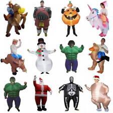 Disfraces de hombre en color principal multicolor, Navidad
