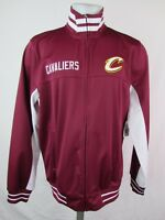Cleveland Cavaliers NBA Men's Full Zip Track Jacket
