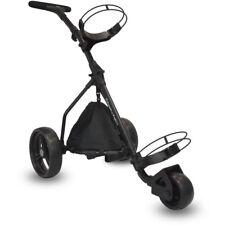 PowerBug Push 2.0 Golf Trolley - Black