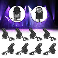 HD_ 30W RGBW LED Stage Lighting DMX512 Spotlight Beam 6CH DJ KTV Light Decor Hot