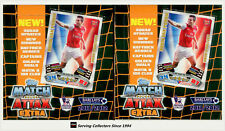 6 BOXES OF 2011-12 Topps Match Attax EXTRA Soccer Trading Card Box (24 Packs)