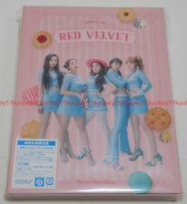 New Red Velvet Cookie Jar First Limited Edition CD Booklet Card Japan AVCK-79478