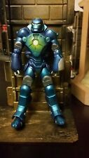 Marvel Universe infinite DEEP DIVE IRON MAN concept series