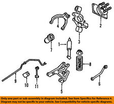 Cadillac GM OEM 1998 DeVille Rear Suspension-Coil Spring 22078179
