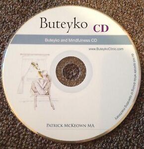 Buteyko CD:Buteyko And Mindfulnes