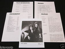 THE JUDDS—1991 PRESS KIT--PHOTO