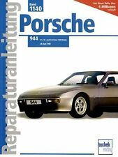 Porsche 944 Reparaturanleitung DEU Werkstatt-Handbuch Buch book 2.5i/3.0 16V S2