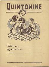 PROTEGE CAHIER SUPERBE + QUINTONINE = Maman et ses 2 enfants + EFGÉ Valenciennes