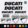12 PEGATINAS DUCATI MOTO VINILO ADHESIVO Sticker Aufkleber Decal Vinyl