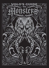 Volo's Guide to Monsters Limited Edition NEW UNREAD