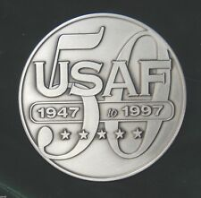 United States Air Force 50 years Commemoration Metal 1947 to 1997