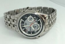 CITIZEN ECO DRIVE Minute Repeater G900- T009379 PERP CALENDAR Men's Steel Watch