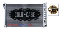 68-72 Chevelle GTO 442 Cutlass Skylark  Cold-Case aluminum radiator w/Auto trans