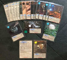 Spellfire - Powers Chase - Complete Set 1-20 - Card Game
