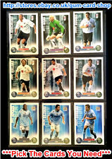 TOPPS MATCH ATTAX 2007-08 (TEAMS F-M) *PICK THE CARDS YOU NEED*
