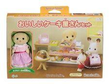 Sylvanian Families CAKE SHOP Labrador Epoch Japan MI-73
