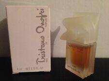Miniature de parfum TRISTANO ONOFRI flacon plein 4ml neuf
