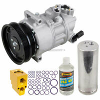 For VW Beetle 2006 2007 2008 2009 2010 AC Compressor w/ A/C Repair Kit CSW