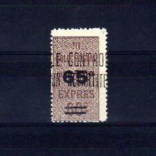 ALGERIE Colis Postaux n° 15a neuf sans charnière