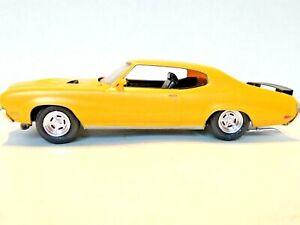 2012 Monogram '70 Buick GSX 1:24 Built, Complete