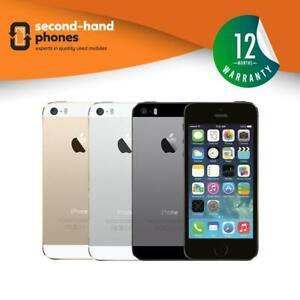 Apple iPhone 5S 16GB 32GB 64GB Unlocked / SIM FREE Gold/Silver/Space Grey