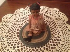Collectible figurine, Vintage, All God's Children Miss Martha Holcombe's Tiffany