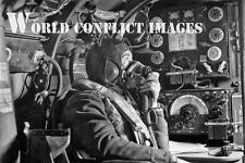 RAF WW2 Avro Lancaster Heavy Bomber Wireless Operator #5 8x10 Photo WWII