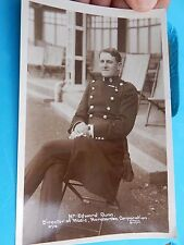 MORECAMBE  VINTAGE POSTCARD  PORTRAIT  MUSIC