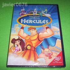 HERCULES CLASICO DISNEY NUMERO 35 DVD NUEVO Y PRECINTADO