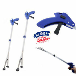 Handy Reach Grabber Trash Extension Tool Pick Up Reacher Gripper Claw Long Arm