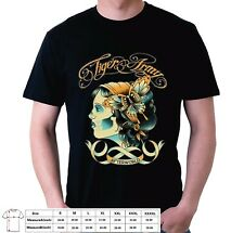 TIGER ARMY CALLING OUIJA T-shirt Psychobilly Punk Rock Adult SMALL Black New