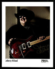Johnny Hiland Autogrammkarte Original Signiert ## G 17152