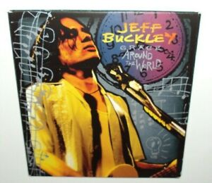 JEFF BUCKLEY Grace Around The World  CD/DVD Booklet Set EDITION (2009)