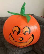 Large Inflatable Pumpkin 🎃 Decoration / Toy for Halloween 45cm Approx. Novelty!