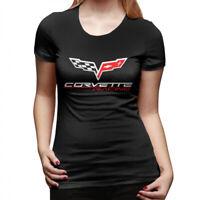 Women Extreme Corvette Short Sleeve t shirt Tee