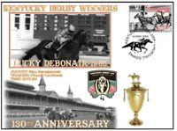 LUCKY DEBONAIR, KENTUCKY DERBY 130th ANNIVERSARY COV